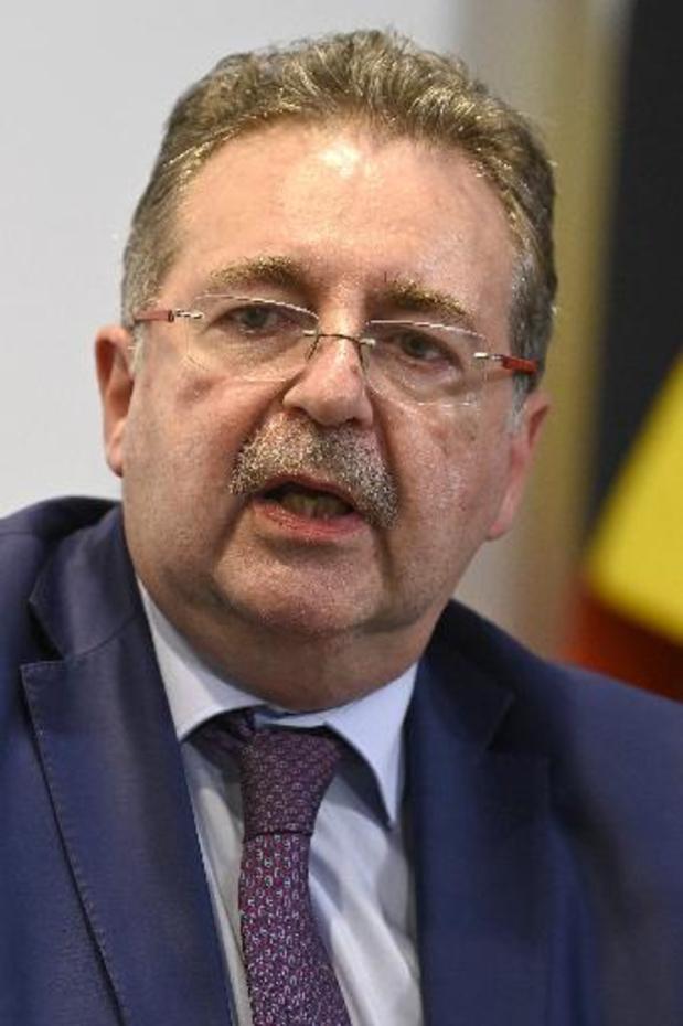 """La Région bruxelloise """"met les assouplissements sur pause"""""""