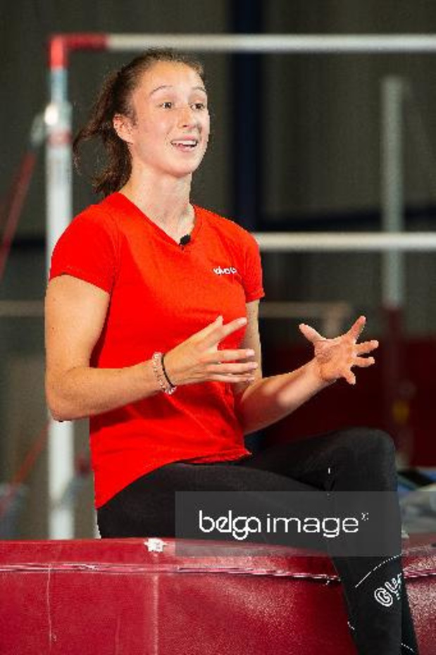 Gymnasten Team Belgym betreuren negatief beeld over gymnastiek