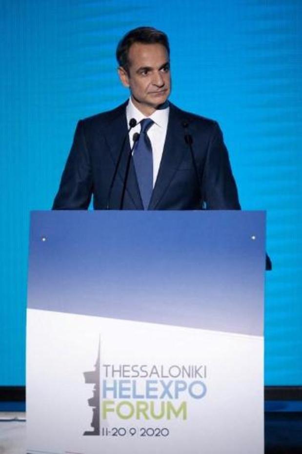 Grieks-Turkse spanningen - Griekenland versterkt defensie wegens geschil met Turkije