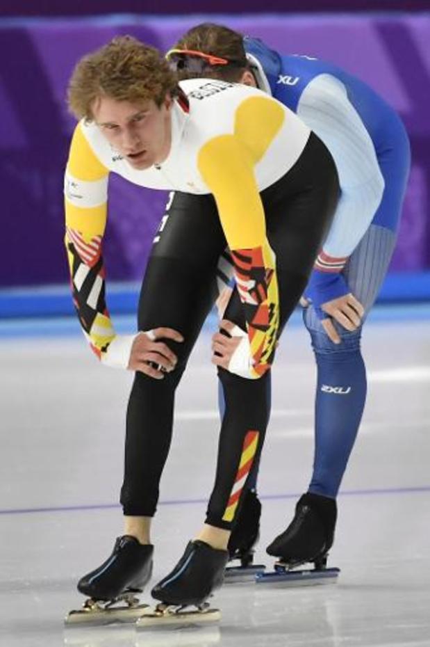EK schaatsen - Belgische sprinters figureren