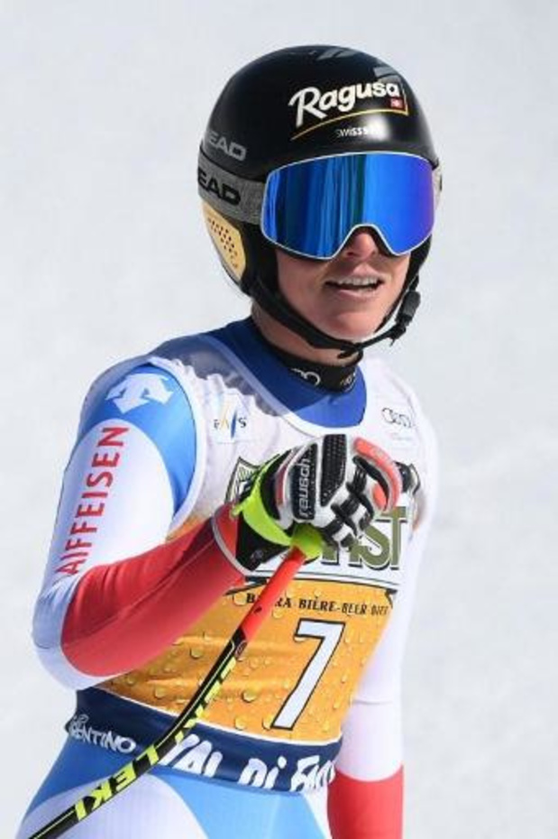 Lara Gut-Behrami wint afdaling in Val di Fassa