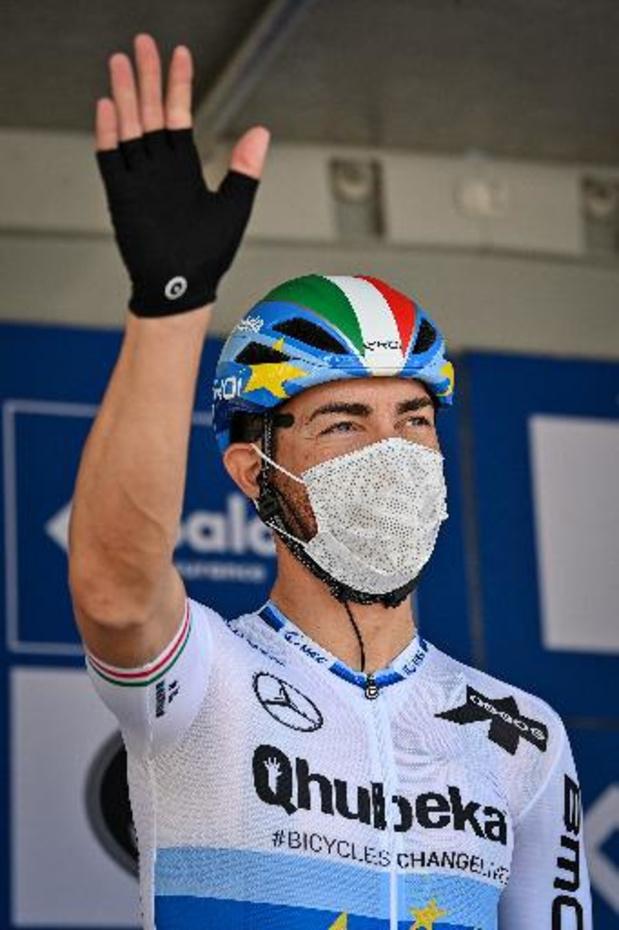 Circuit de Getxo: victoire de l'Italien Giacomo Nizzolo