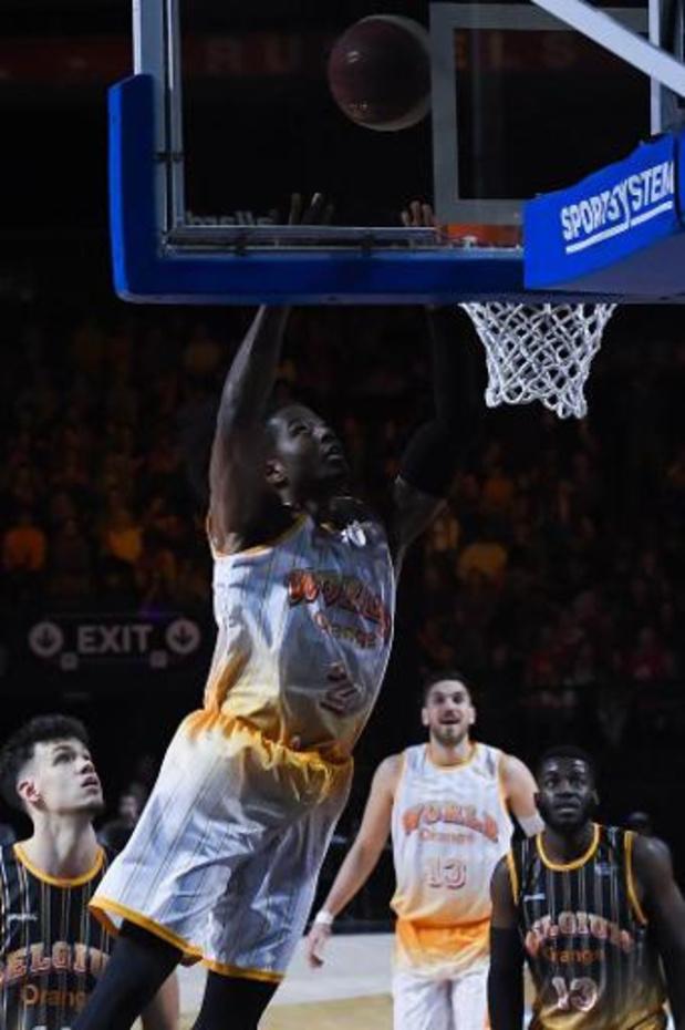 Euromillions Basket League - La Team World remporte l'Orange All-Star Game