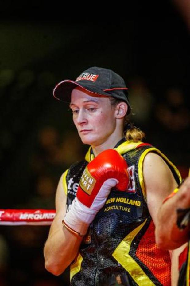 Longontsteking speelde Delfine Persoon parten op olympisch kwalificatietoernooi