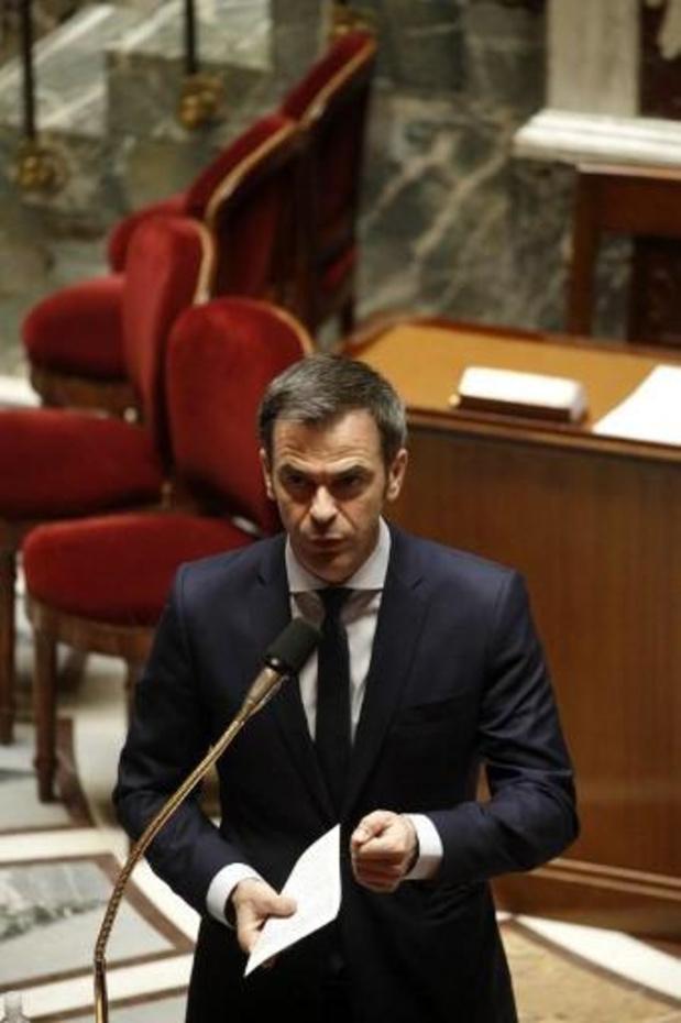 Aantal doden stijgt in Frankrijk met 833 tot 8.911