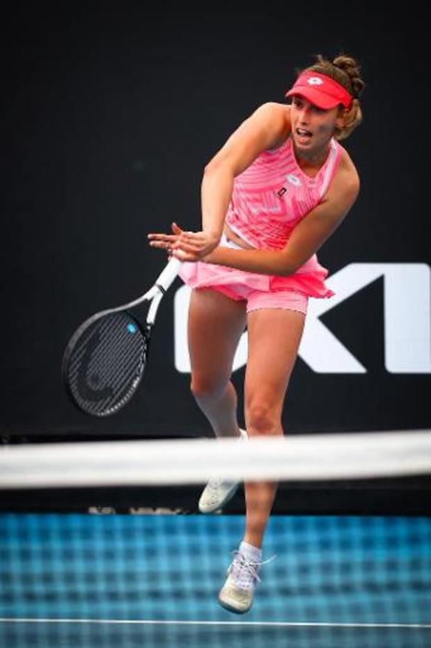 WTA Gippsland Trophy - Elise Mertens qualifiée en quarts de finale aux dépens de Caroline Garcia