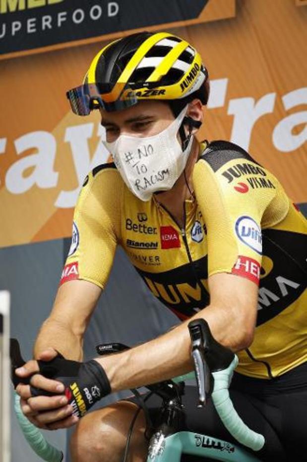 Tour de France - Trotse Tom Dumoulin dacht eerder dit jaar aan stoppen