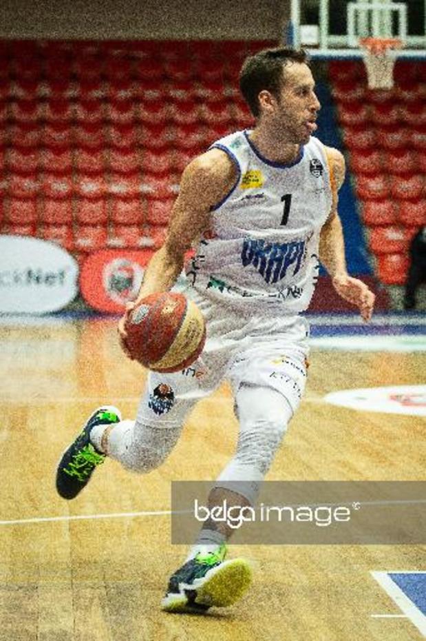 Euromillions Basket League - Alost bat Ostende, Malines, Louvain et le Brussels gagnent aussi