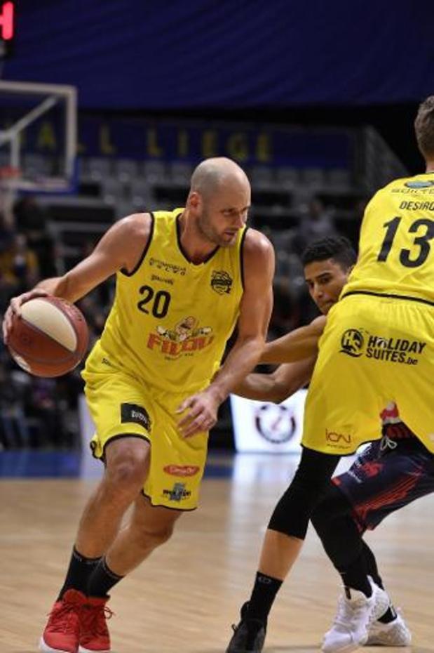 Le championnat de basket reprend vendredi, deux rencontres pour la première journée