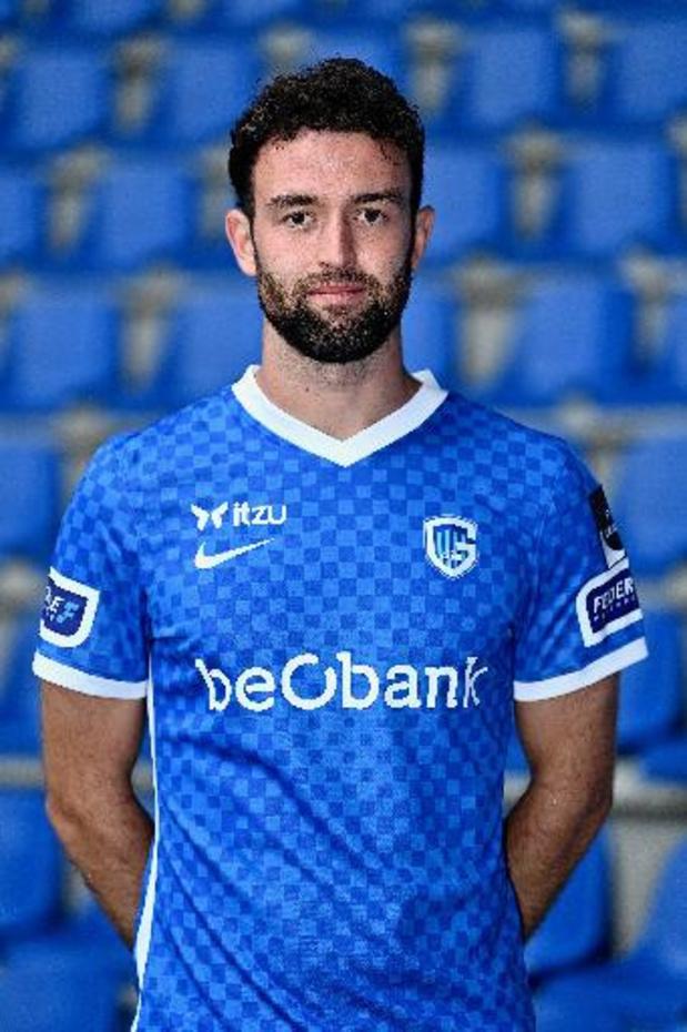 Dries Wouters (Genk) passe à Schalke 04 (D2 allemande) pour 3 ans