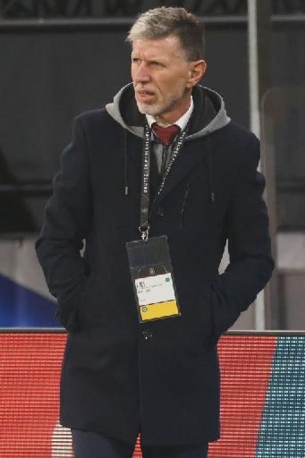 Rode Duivels - Tsjechische bondscoach is trots op zijn ploeg na draw tegen Belgen