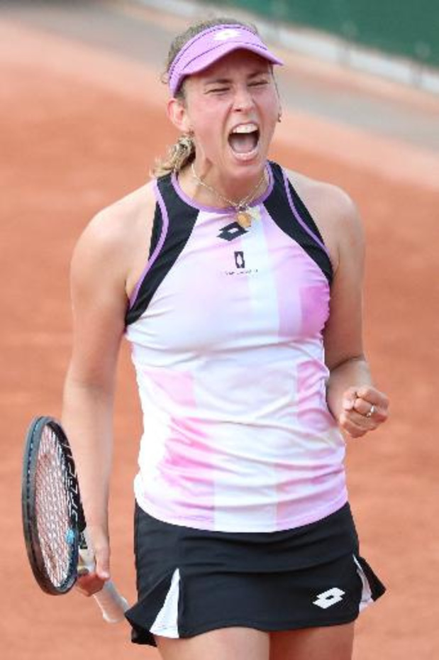 Elise Mertens staat in derde ronde Roland Garros