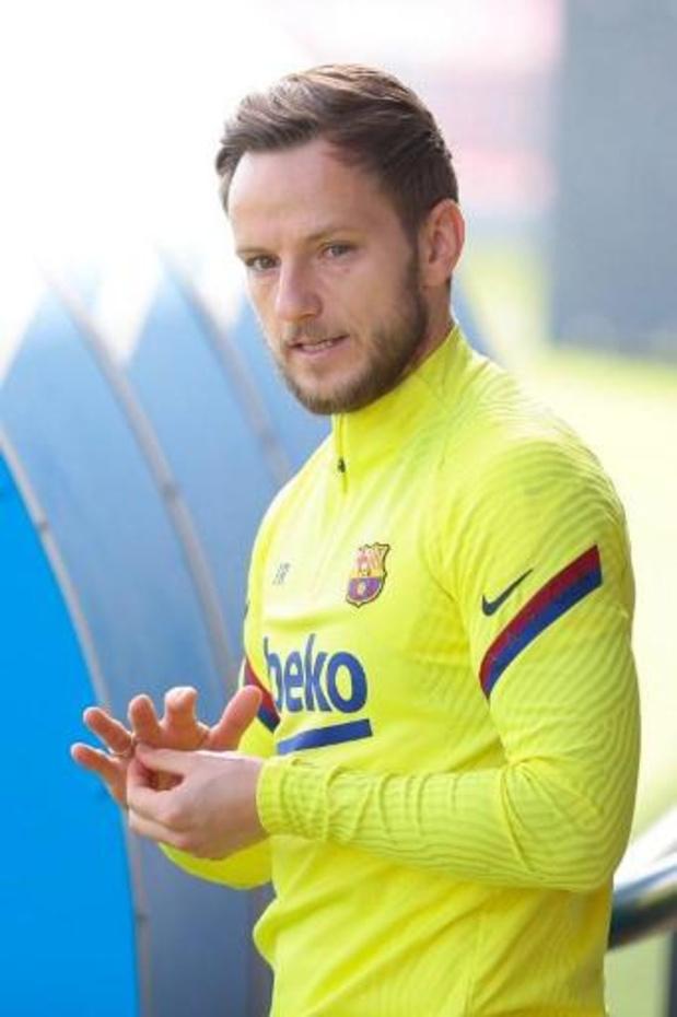 Ivan Rakitic (FC Barcelone) revient au FC Séville où il a signé jusqu'en 2024