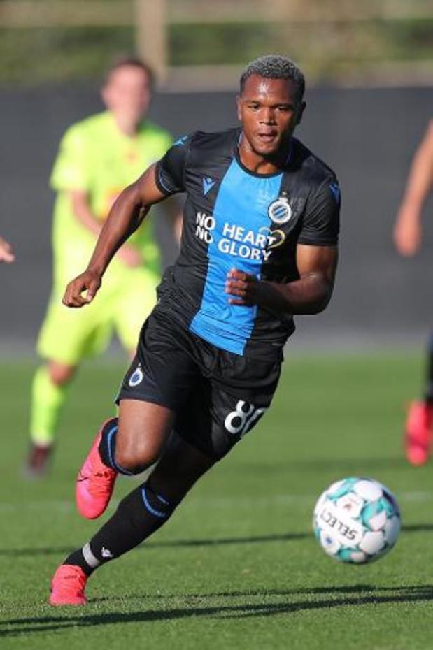 Jupiler Pro League - Le Club de Bruges prête Loïs Openda à Vitesse Arnhem