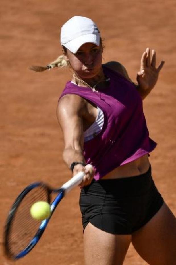 WTA Boedapest - Kalinina is geen partij voor Putintseva op weg naar eindzege