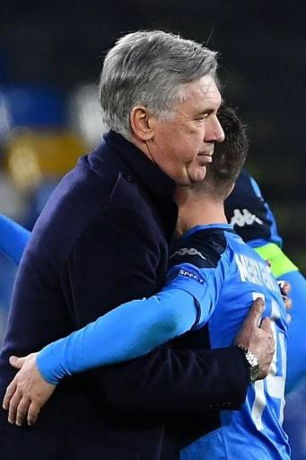 Serie A - L'entraîneur de Naples Carlo Ancelotti démis de ses fonctions, annonce le club napolitain
