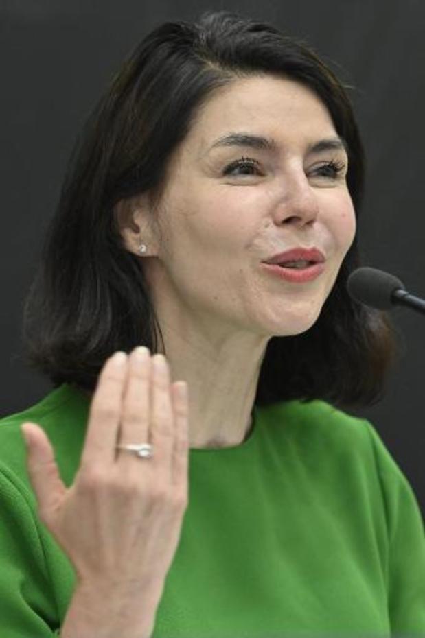 """La ministre Valérie Glatigny marche à Nivelles pour attirer l'attention sur """"Octobre rose"""""""