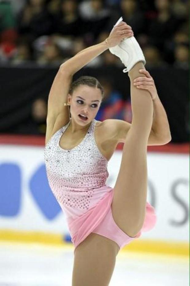 Euro de patinage artistique - Loena Hendrickx déclare forfait pour l'Euro de Graz