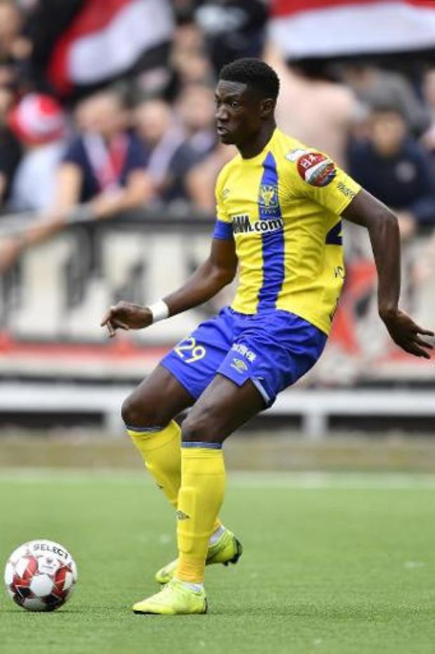 Jupiler Pro League - Saint-Trond prête Acolatse à Hapoel Beer Sheva jusqu'à la fin de la saison