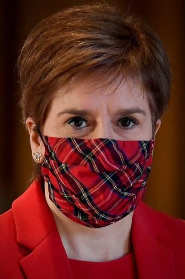 """L'Écosse espère """"rejoindre"""" l'UE en tant que nation indépendante"""