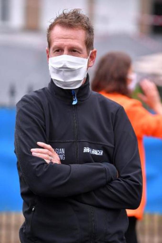 Rik Verbrugghe satisfait du parcours en contre-la-montre et sur route