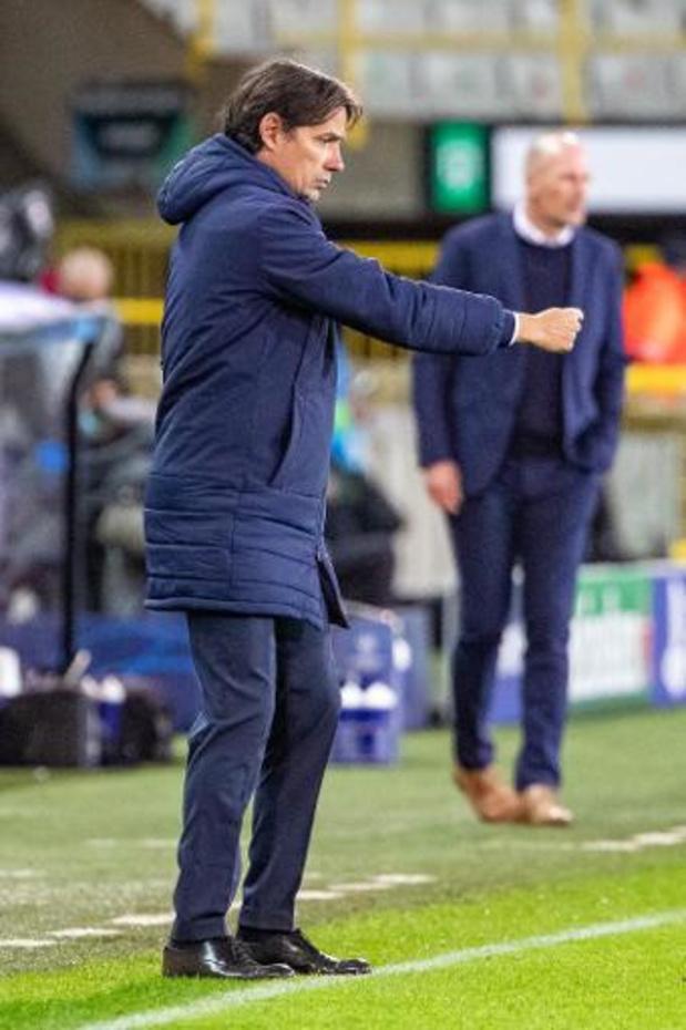 Champions League - Simone Inzaghi zag zijn geplaagde ploeg met trots spelen