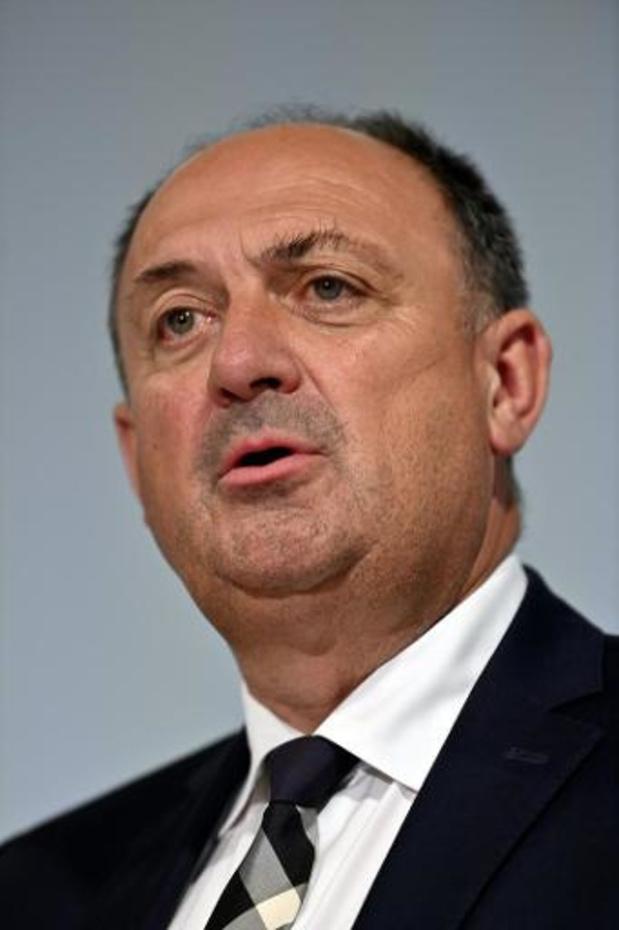 """""""Vif regret"""" du ministre wallon de l'Economie qui rencontrera les syndicats mardi"""