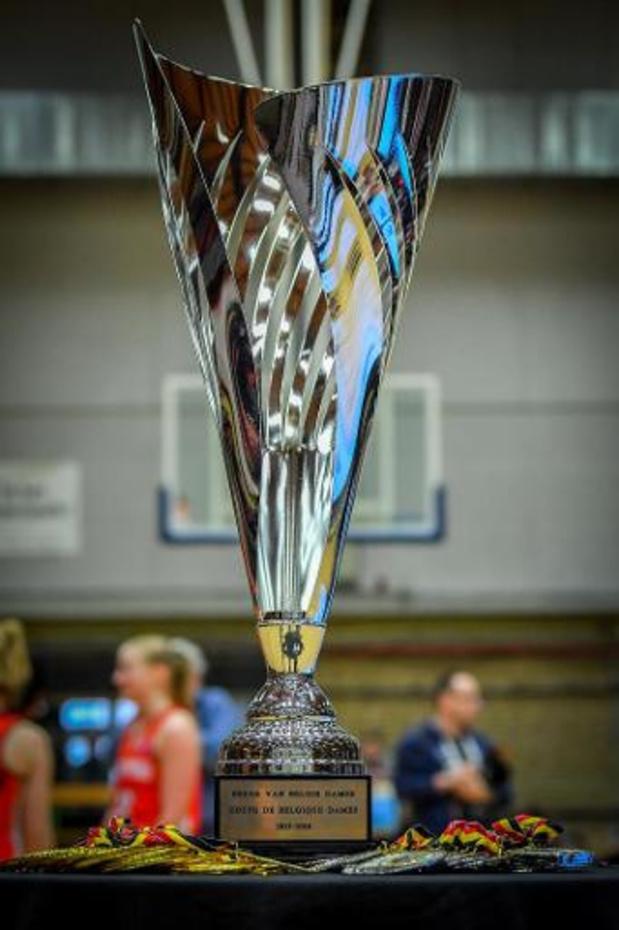 Coupe de Belgique de basket (d) - Namur Capitale complète le dernier carré