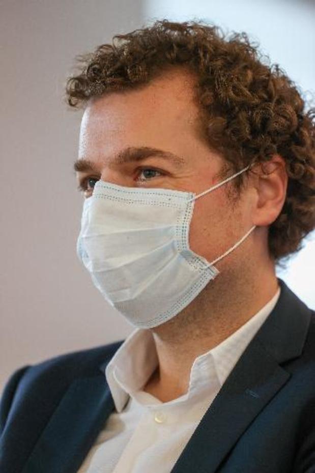 Coronavirus - Le commissaire corona Pedro Facon pour une réouverture de l'horeca mi-mai