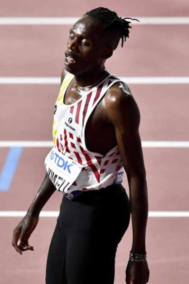 Isaac Kimeli officialise son forfait sur 1500m