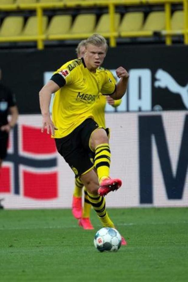 Dortmund privé de Haaland contre Paderborn, Dahoud blessé jusqu'à la fin de la saison