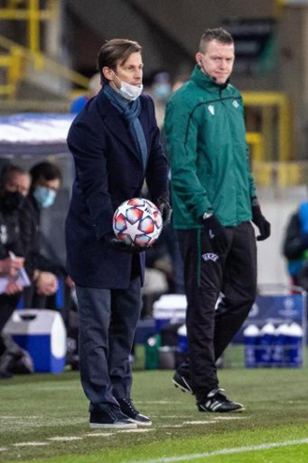 Champions League - Zenit-coach Semak ziet te weinig kwaliteit in zijn kern