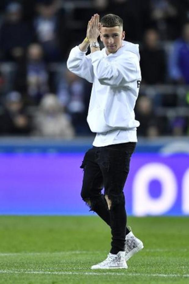 Les Belges à l'étranger - L'AC Milan, avec Saelemaekers en seconde période, se joue de la Roma
