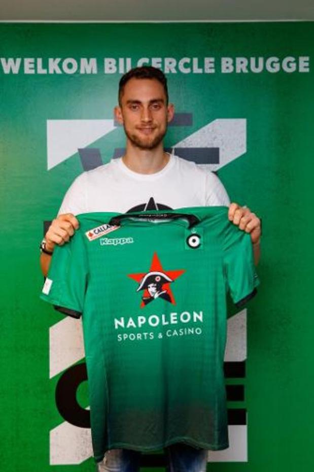 Jupiler Pro League - Cercle Brugge recrute un attaquant hongrois