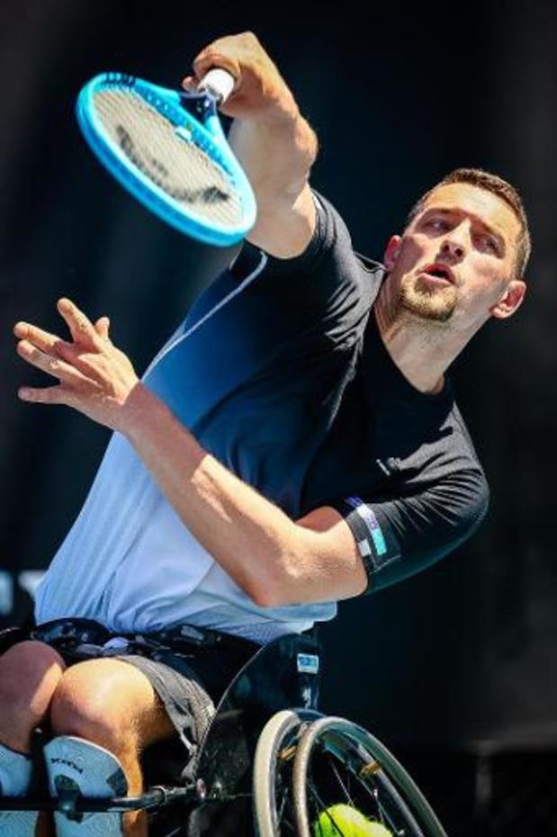 Joachim Gérard grijpt naast titel op Roland Garros