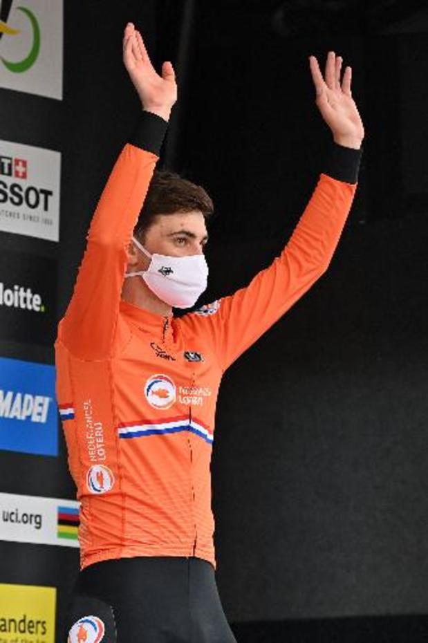 Le Néerlandais Olaf Kooij gagne la 4e étape, Milan Minnen reste leader au général