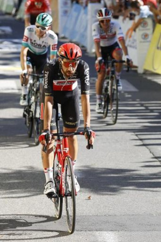 """Tour de France - Thomas De Gendt: """"Si tu n'essaies pas, tu ne peux pas gagner"""""""