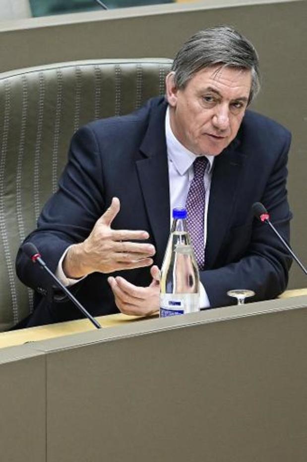 Jambon voortaan ook Vlaams minister van Digitalisering