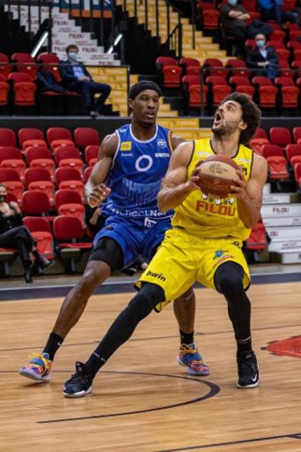 Coupe de Belgique de basket - Ostende et Louvain prennent une option sur la finale
