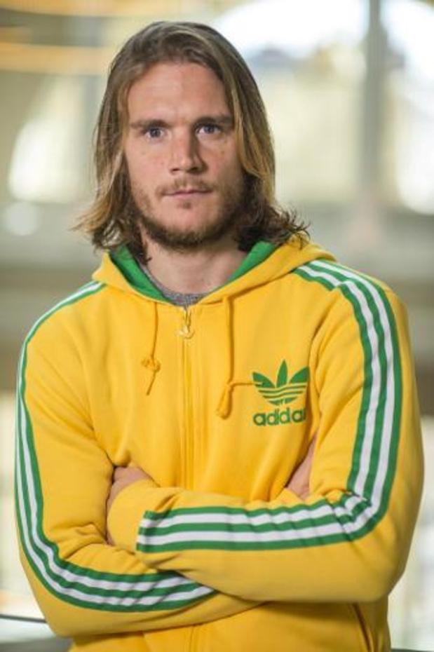 Guillaume Gillet s'engage pour une saison au Sporting de Charleroi