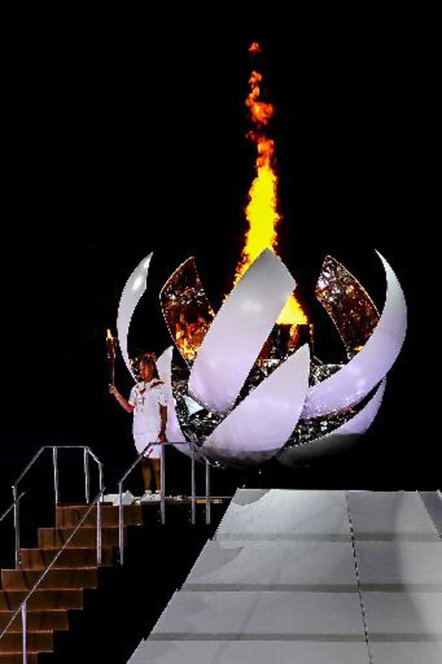 Olympische Spelen van Tokio geopend met veel aandacht voor coronavirus
