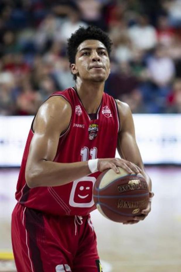 Beker van België basket (m) - Bekerhouder Antwerp is eerste halvefinalist