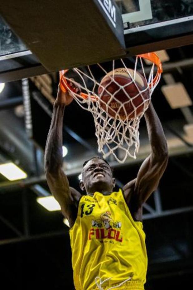 EuroMillions Basket League - Oostende neemt leiding met 88-70 zege tegen Aalstar
