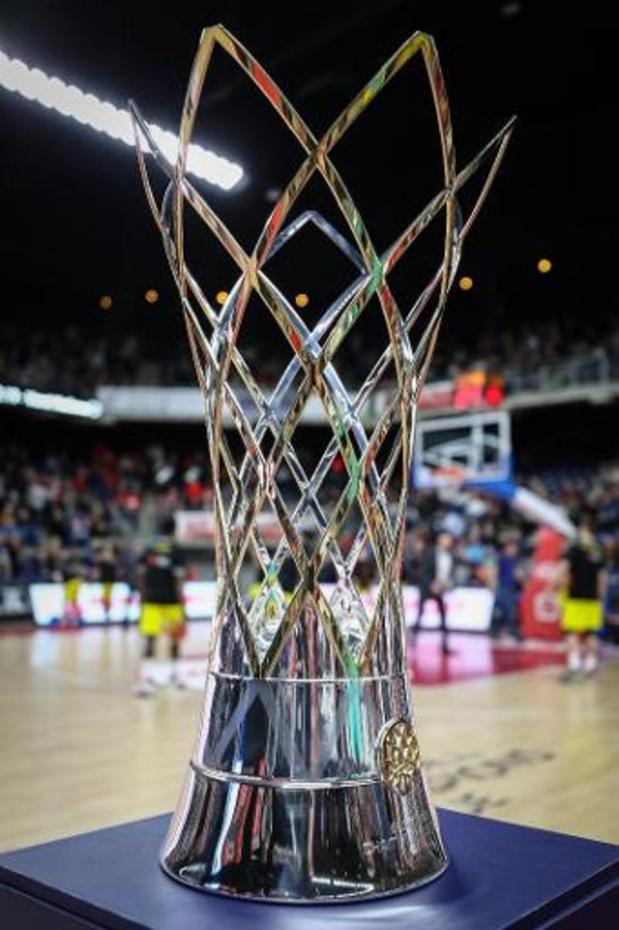 Ligue des Champions - Trois nouvelles formations intègrent la Ligue des Champions de basket