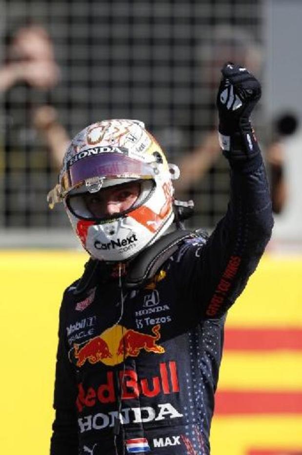 F1 - GP van Groot-Brittannië - Max Verstappen verovert polepositie na allereerste sprintrace
