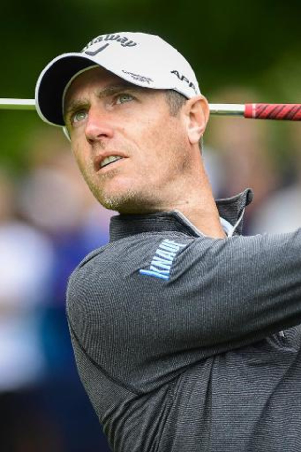 English Championship golf - Colsaerts klimt naar vierde plaats, Detry zakt helemaal weg