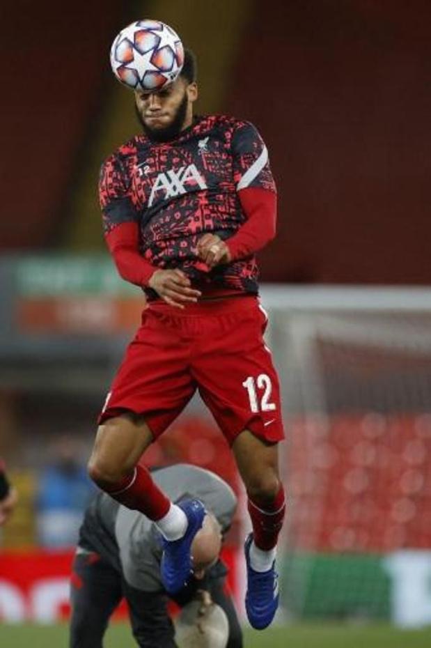 Premier League - Nouveau problème défensif à Liverpool après la blessure de Joe Gomez
