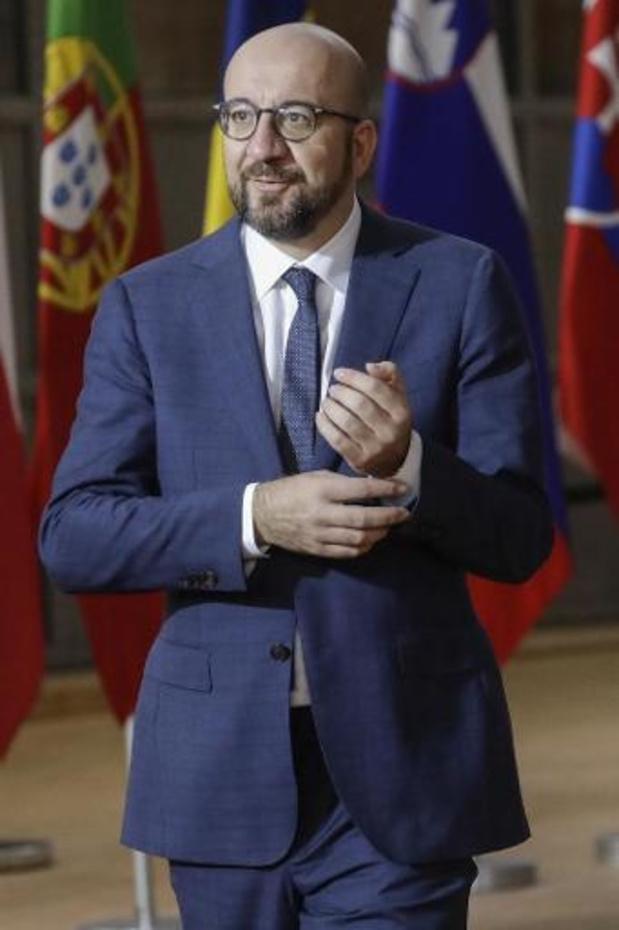 Présidence du MR - Le nouveau président du MR connu mardi sauf second tour