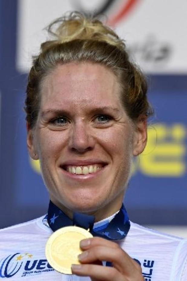 """Mondiaux de cyclisme - Ellen Van Dijk: """"Ce sera entre Reusser, Van Vleuten et moi pour la médaille d'or"""""""