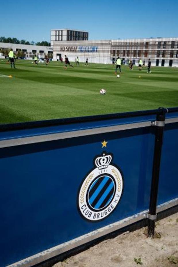 Club Brugge laat makelaars zelf contract ondertekenen